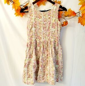 Gap Kids Floral Dress, Size XL